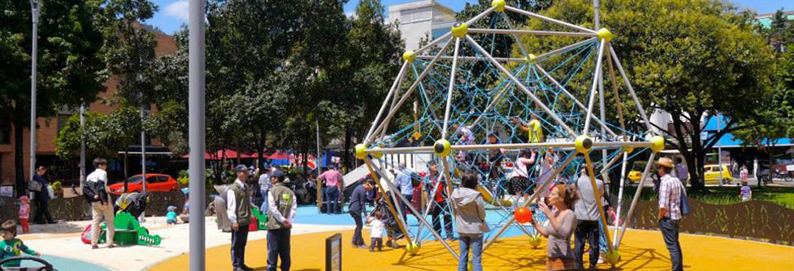 Детские площадки в Украине
